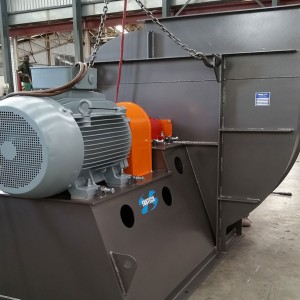 Airfoil-centrifugal-fan-2,-cooling-systems,-process-heating,-high-temperature