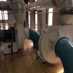 Centrifugal-fan-Installation-Maize-mill