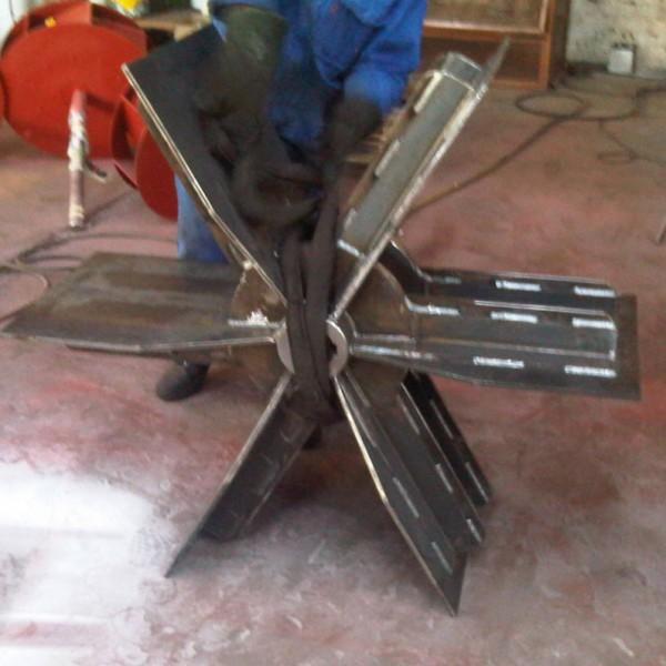 LS-2-Material-handling-centrifugal-fan-scrap-conveying